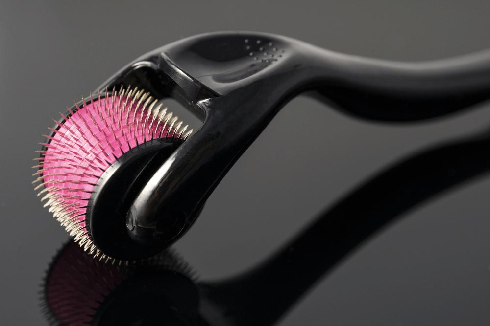 derma roller for hair