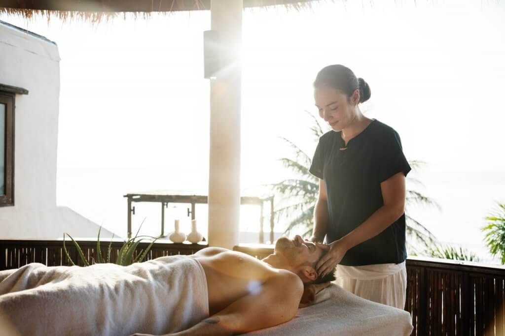 head massage benefits