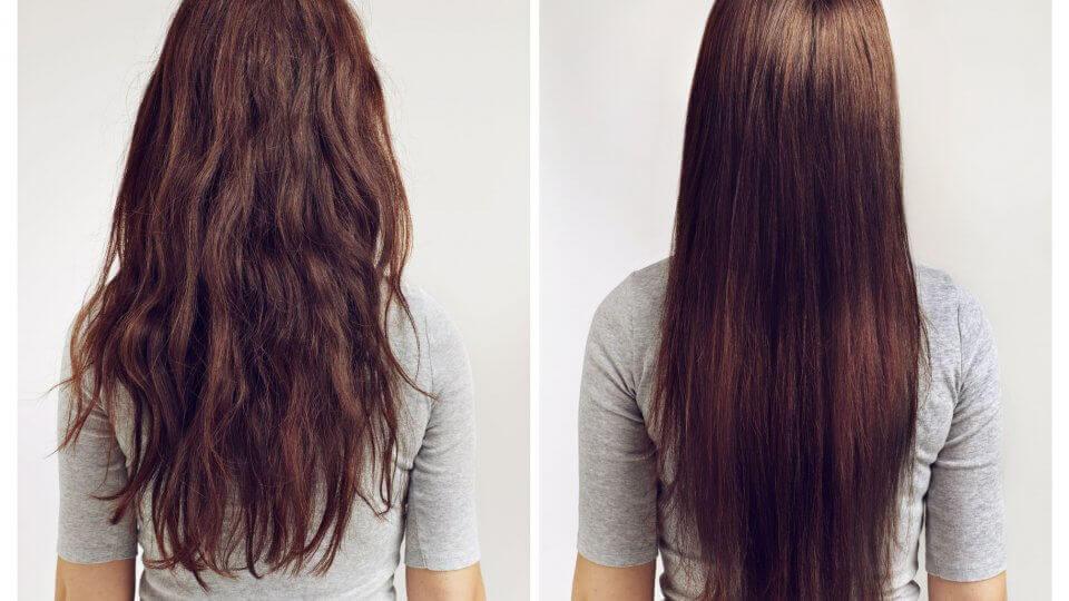 best shampoo for rebonded hair