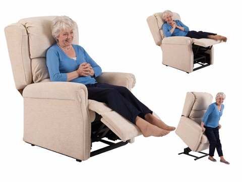 recliner for elderly to sleep in