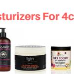 best moisturizer for 4c hair