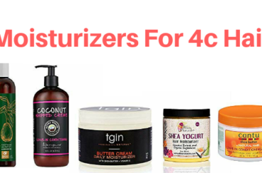 best moisturizer for 4c hair