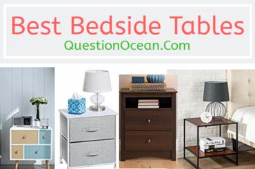 Best bedside tables