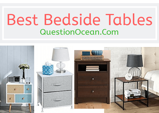 Best bedside tables