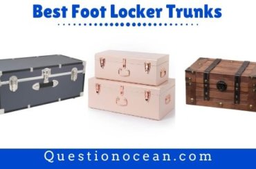 foot locker trunk