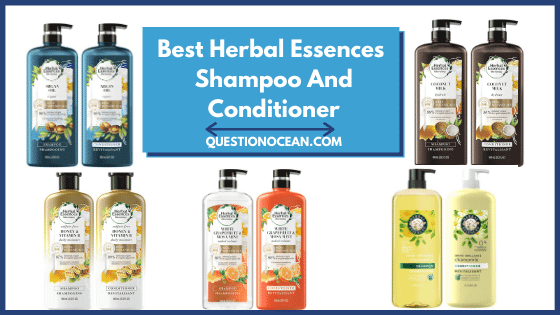 Best Herbal Essences Shampoo And Conditioner