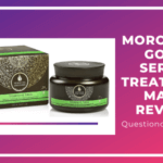 Moroccan Gold Series Treatment Mask Review