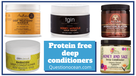 protein free deep conditioner