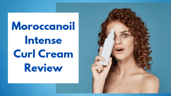 Moroccanoil intense curl cream review